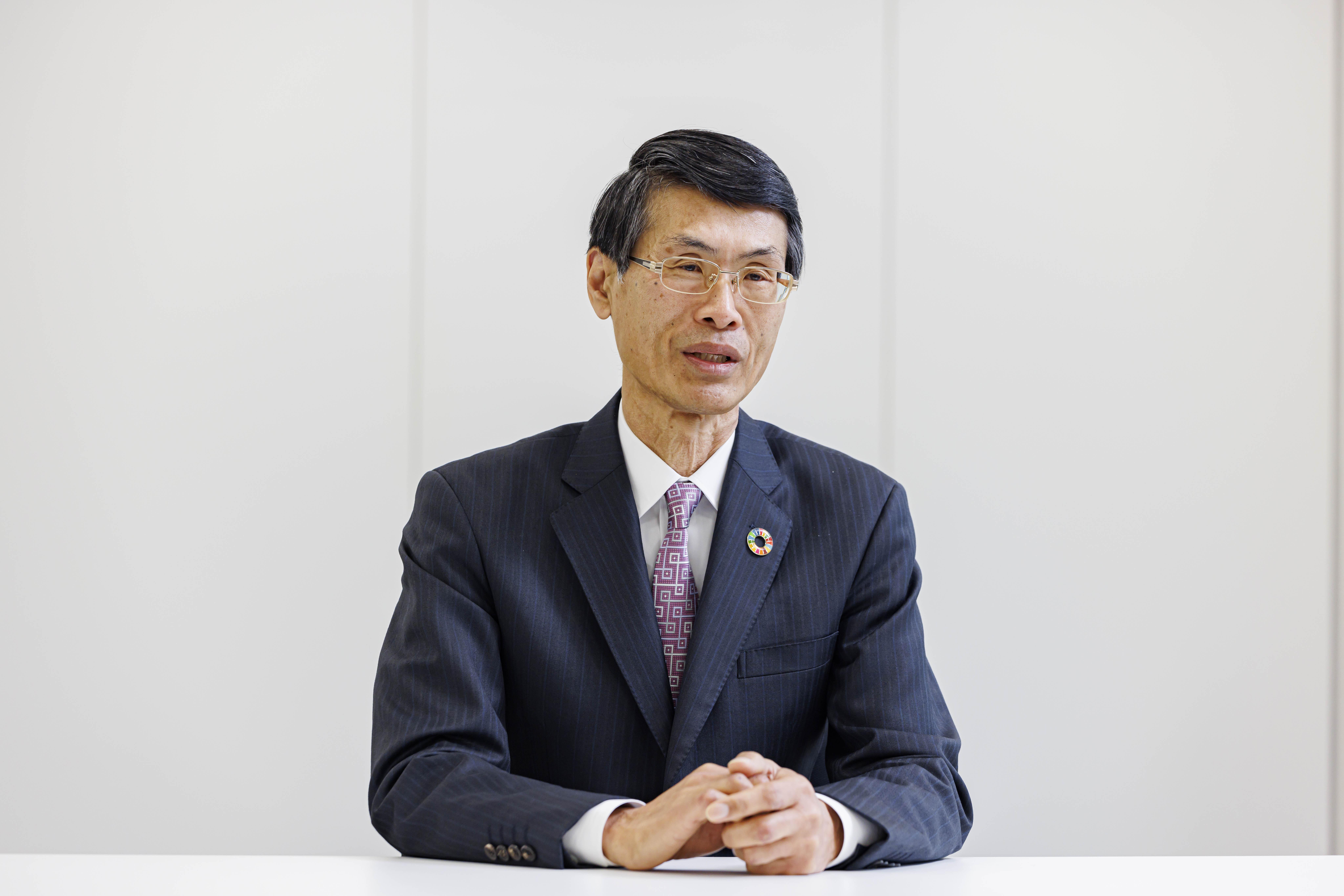静岡ガス - トップインタビュー...
